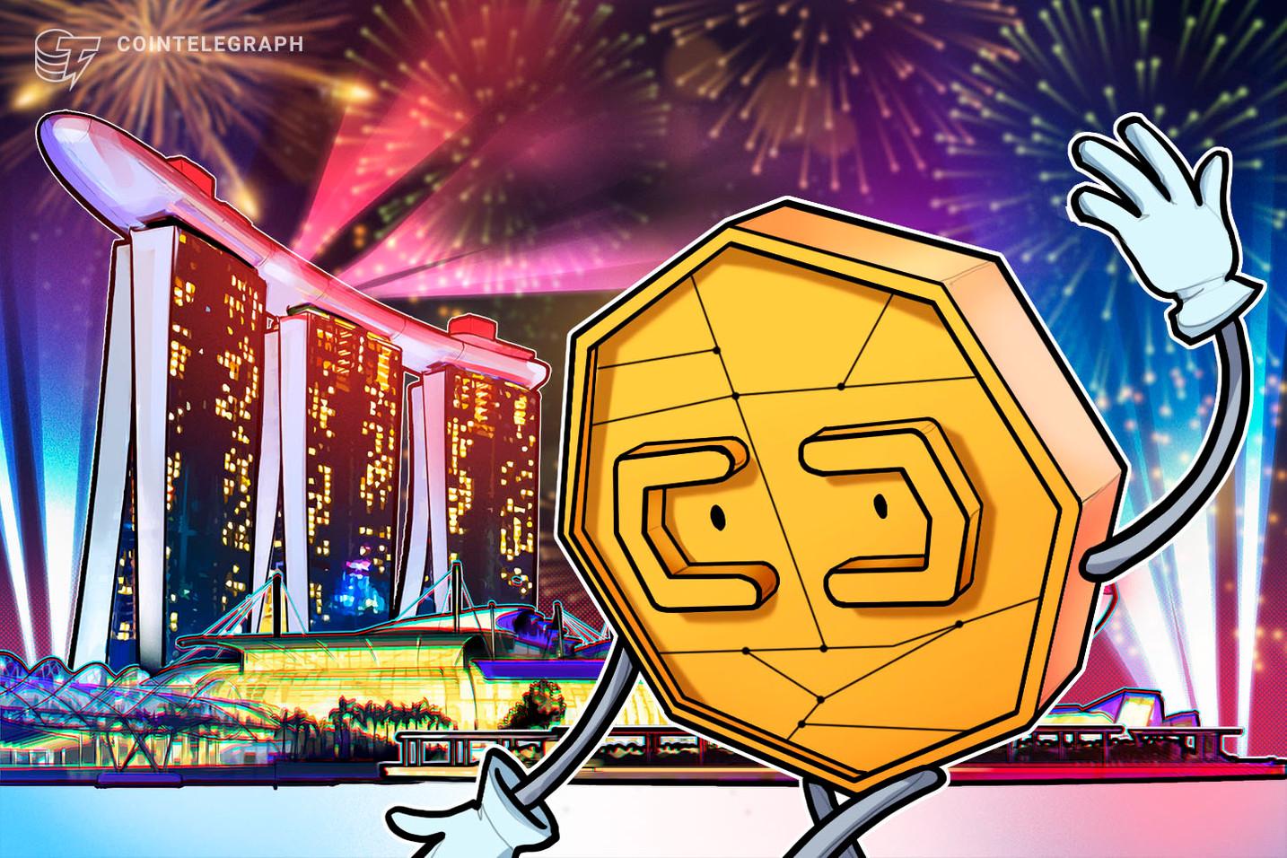 La plataforma de pagos Blockchain de Singapur está lista para su lanzamiento comercial