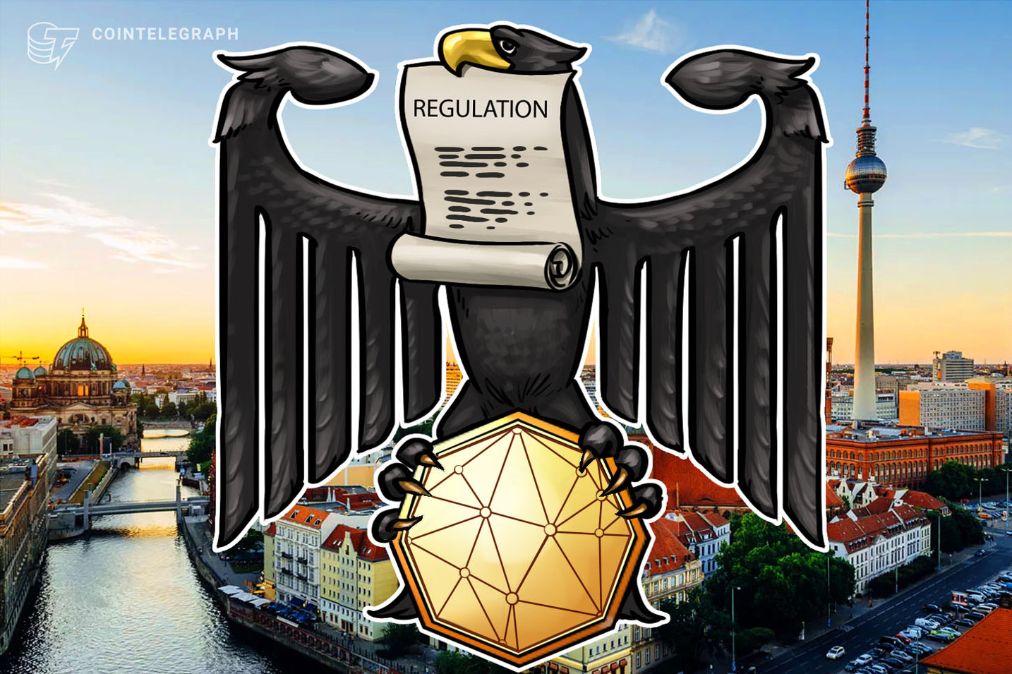 German Financial Watchdog Warns Public About Unauthorized Crypto Offering