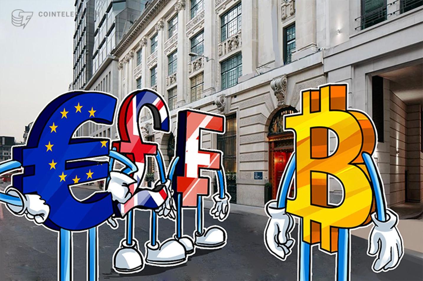 ECBドラギ総裁、仮想通貨やビットコインに否定的な見解|一方「ユーロはいつでもユーロ」と楽観的