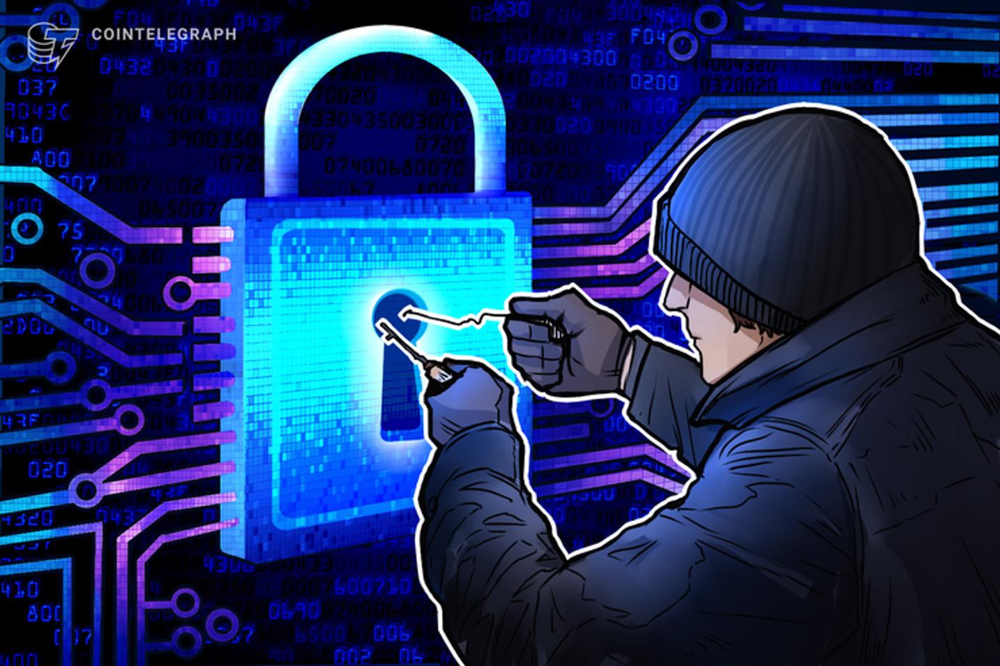 Hackers dominam sistema do Porto de Fortaleza e pedem resgate em Bitcoin