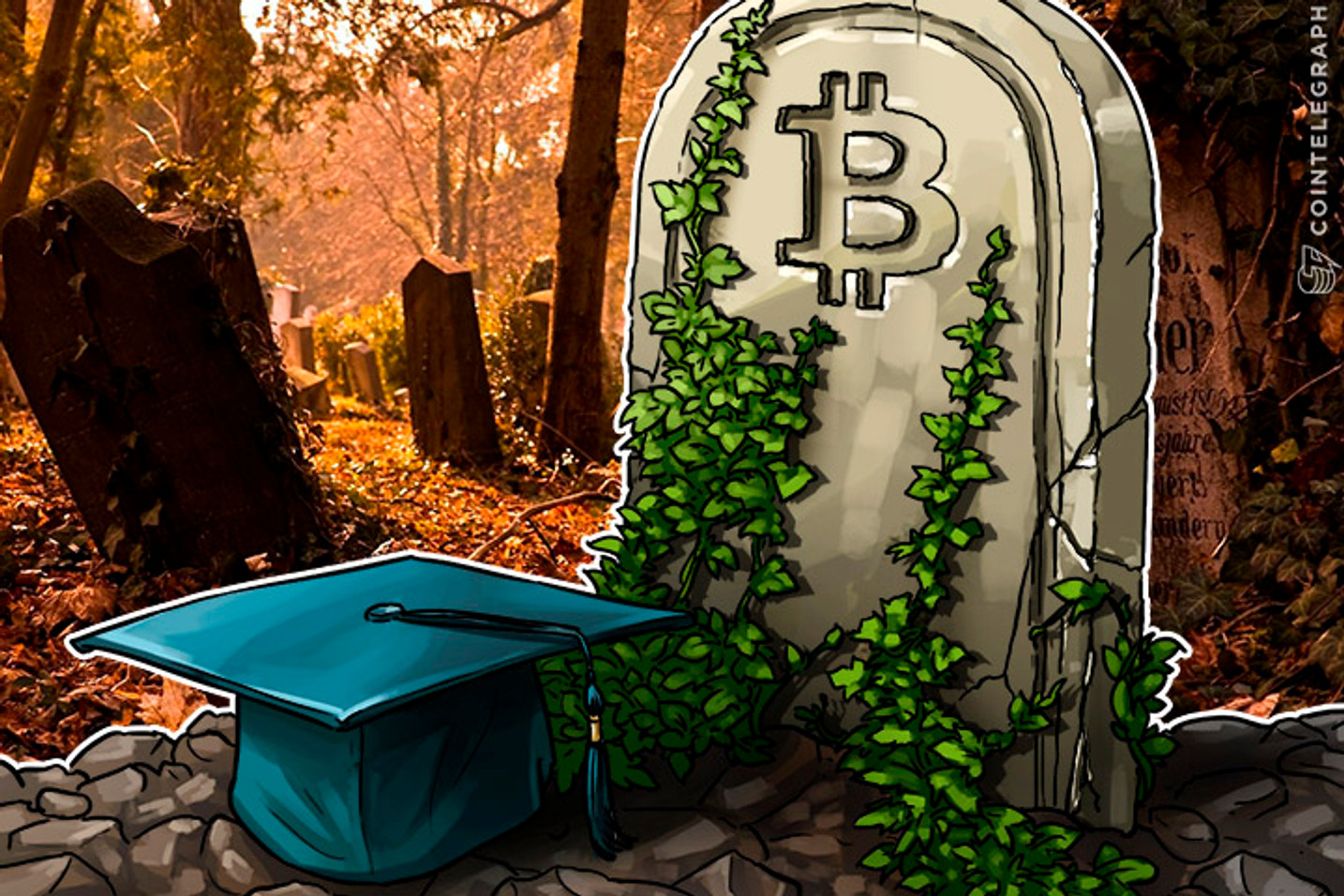 Ivy League Professor's Verdict on Death of Bitcoin: A Year After