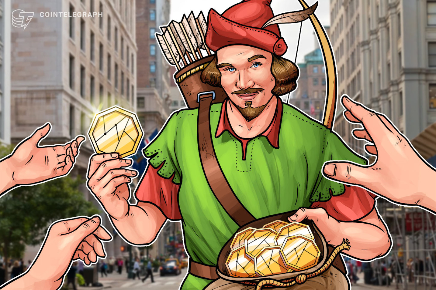 Report: Robinhood Using Crypto Trade Execution Services From Jump Trading