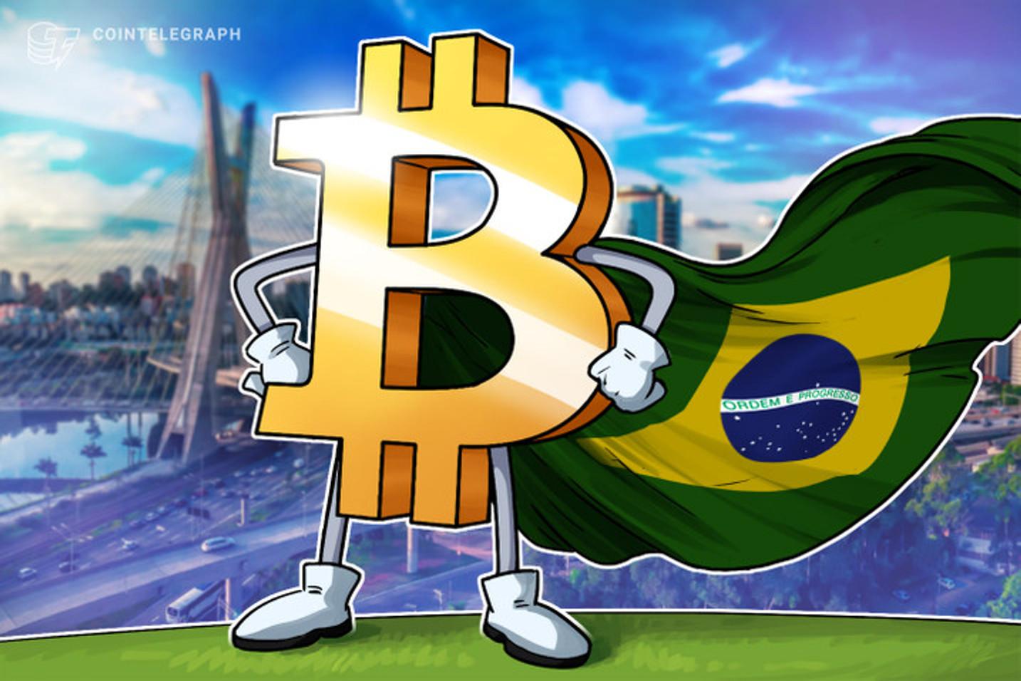 Brasileira Hashdex recebe investimento US$ 26 milhões da Rede Globo, Coinbase e outros grande players