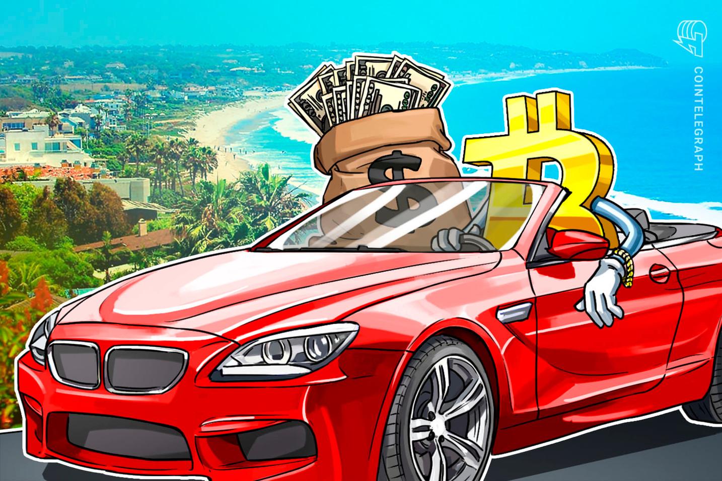 フェラーリなど高級自動車をトークン化、仮想通貨で世界中から投資可能に【ニュース】