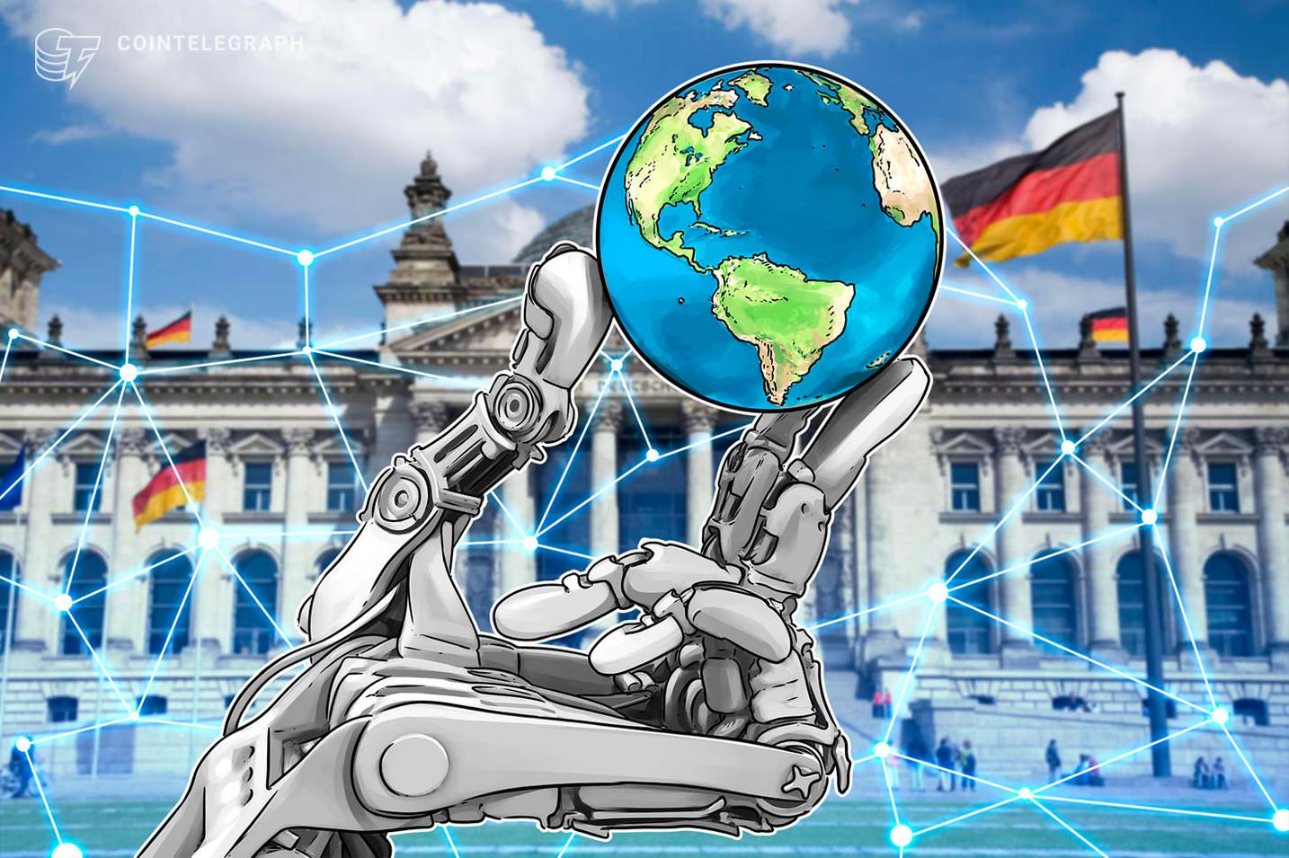 Políticos alemanes quieren combatir el cambio climático con tecnología blockchain