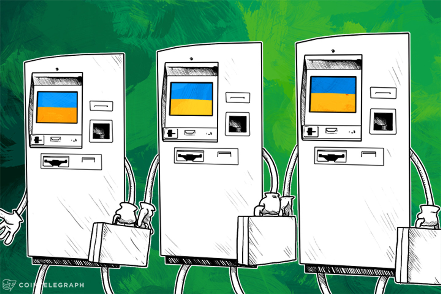 Bitcoin's New ATM Capital of the World Moves Near Military Hot Zone