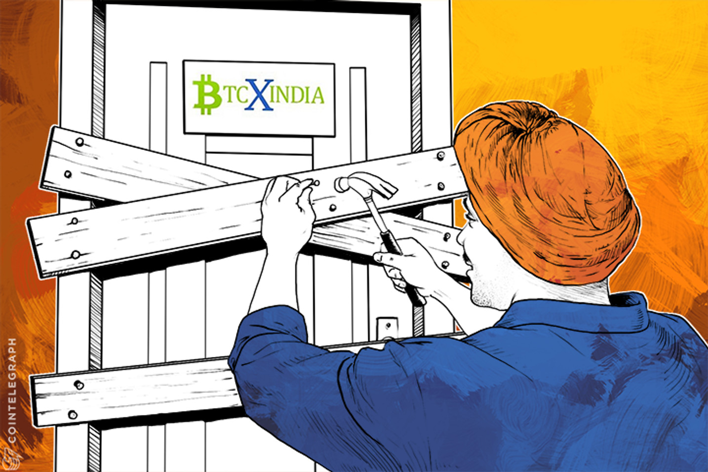 India's Bitcoin Exchange BTCXIndia to Close Following Loss of Banking Support