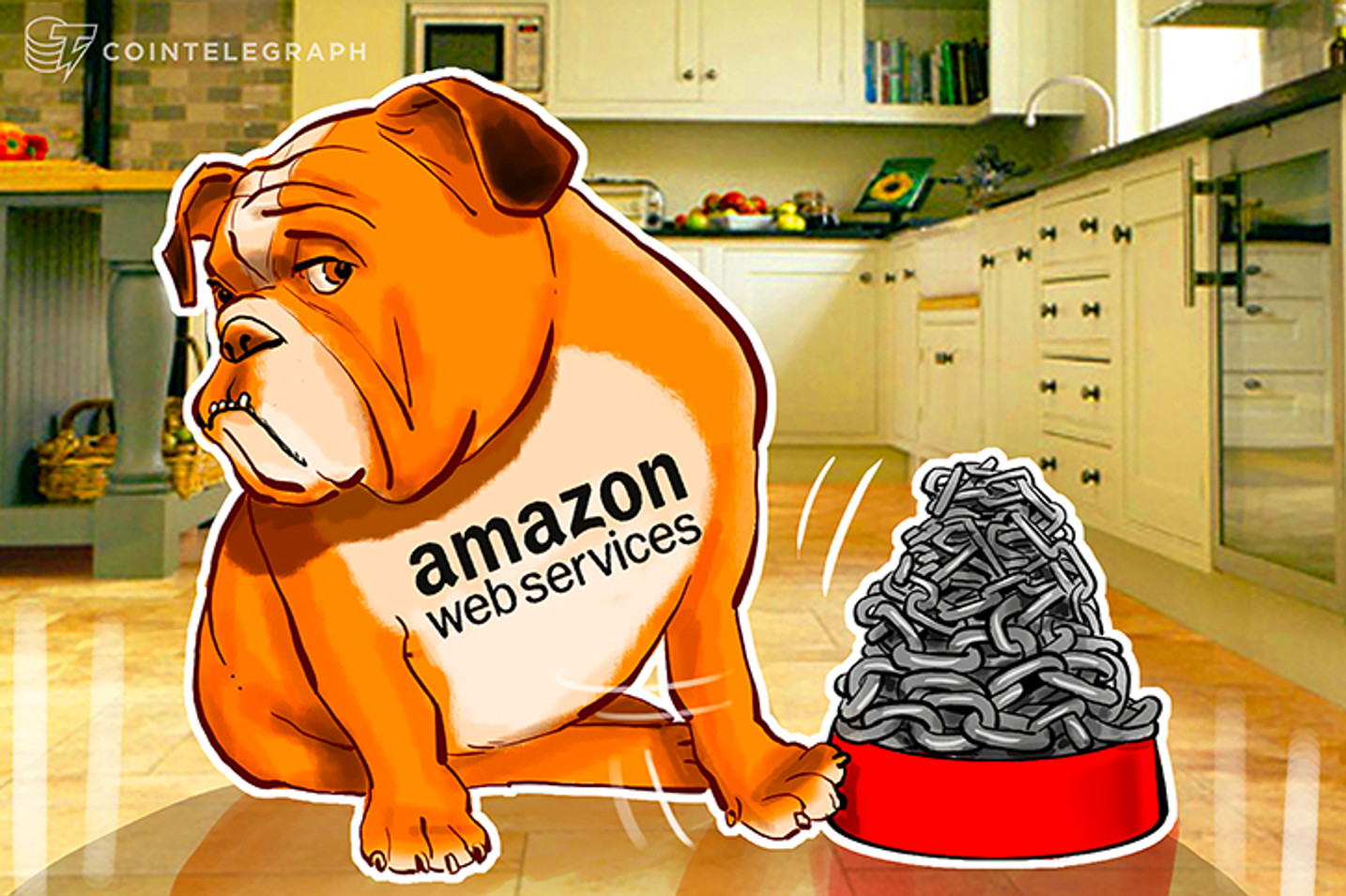 Amazon Web Services Won't Launch Blockchain-based Services, Says CEO Andy Jassy