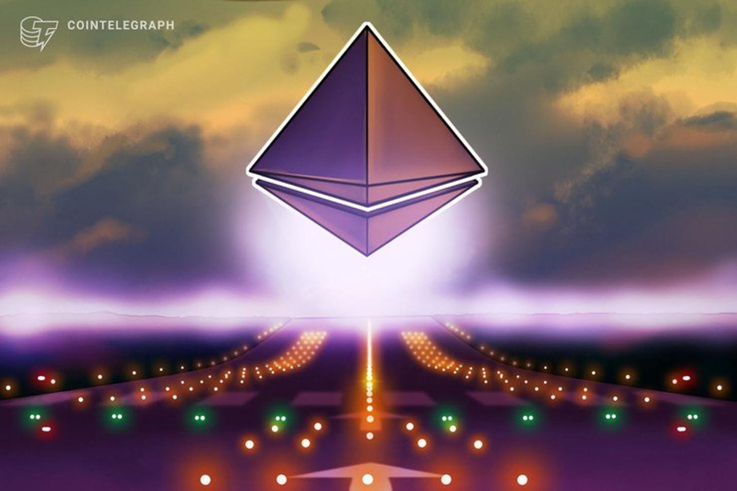 Ethereum apresenta aumento de volume nocional de taxas