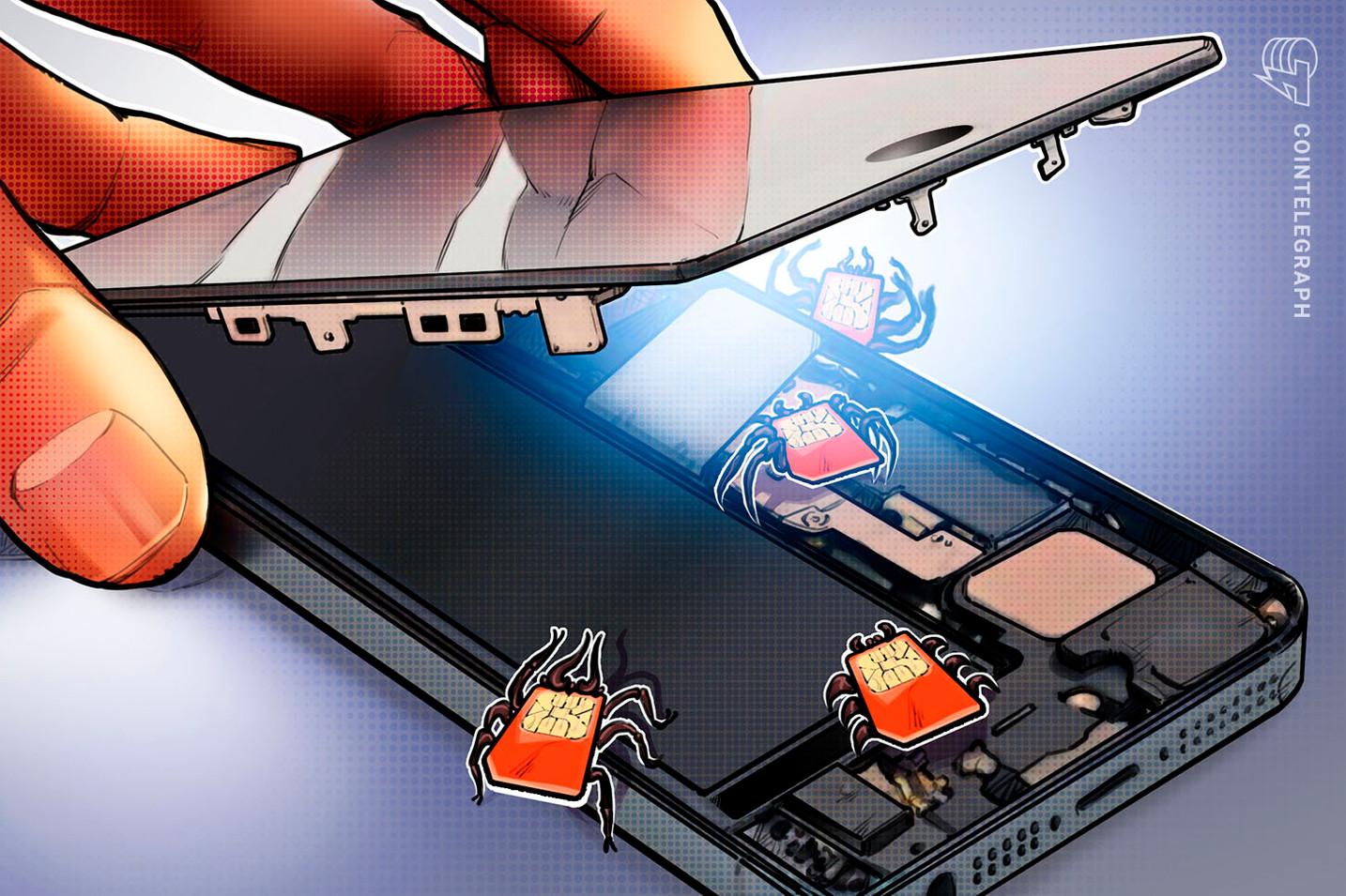 2億7500万円分の仮想通貨を窃盗か 米司法省がSIM再発行悪用のハッカー集団を起訴