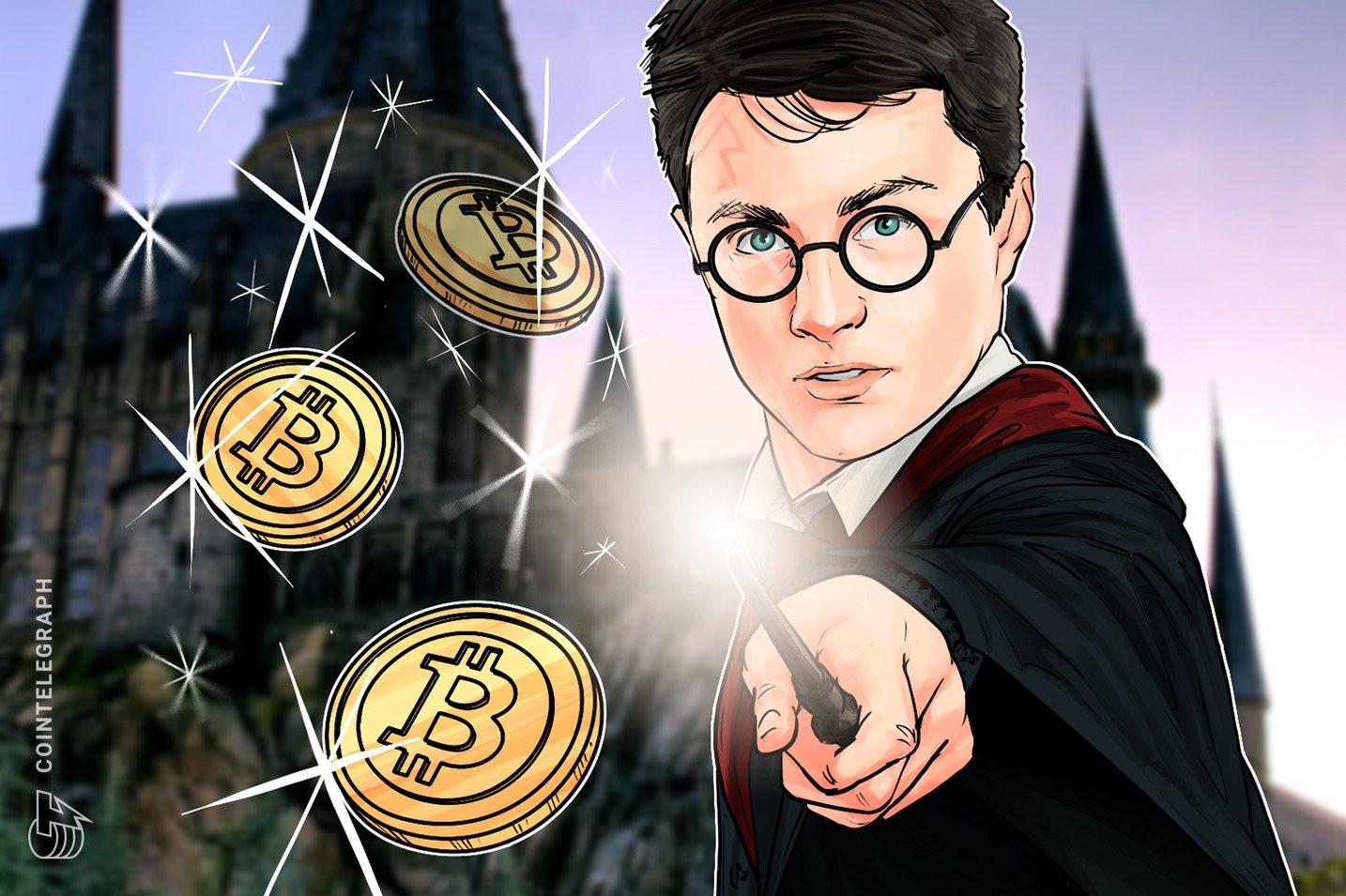 『ハリポタ』作者「ビットコインって何?」、 沸き立つ仮想通貨業界 | イーロン・マスク氏やヴィタリック氏らがチャレンジ