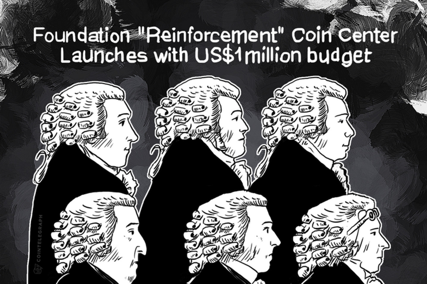 "Foundation ""Reinforcement"" Coin Center Launches with US$1million budget"