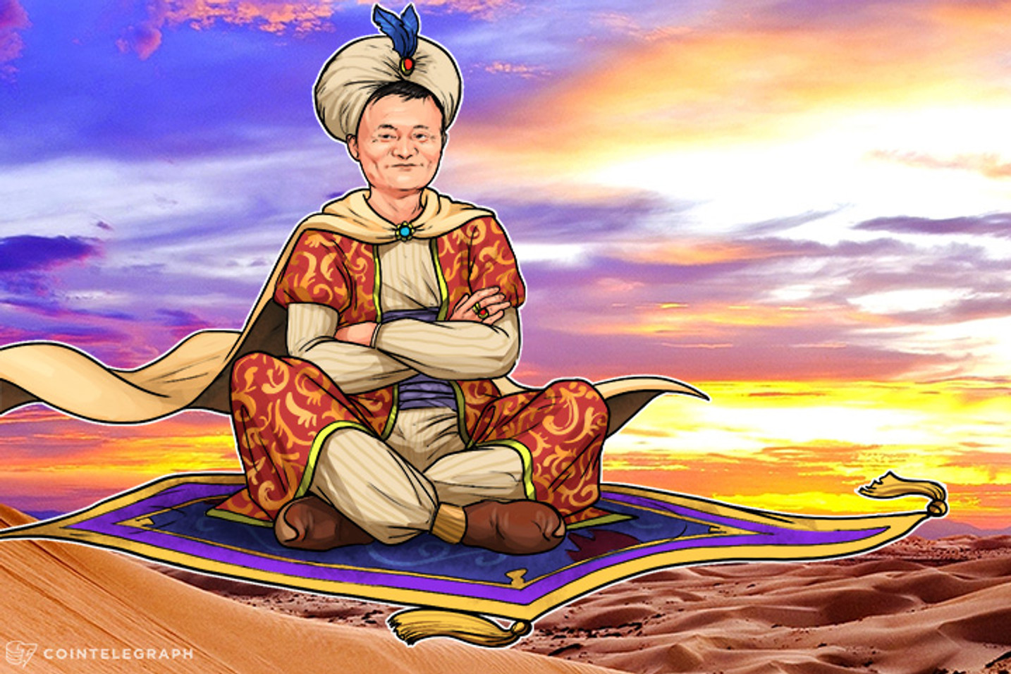 $60 Bln Alipay to Adopt Blockchain Looking to Serve 2 Billion Users