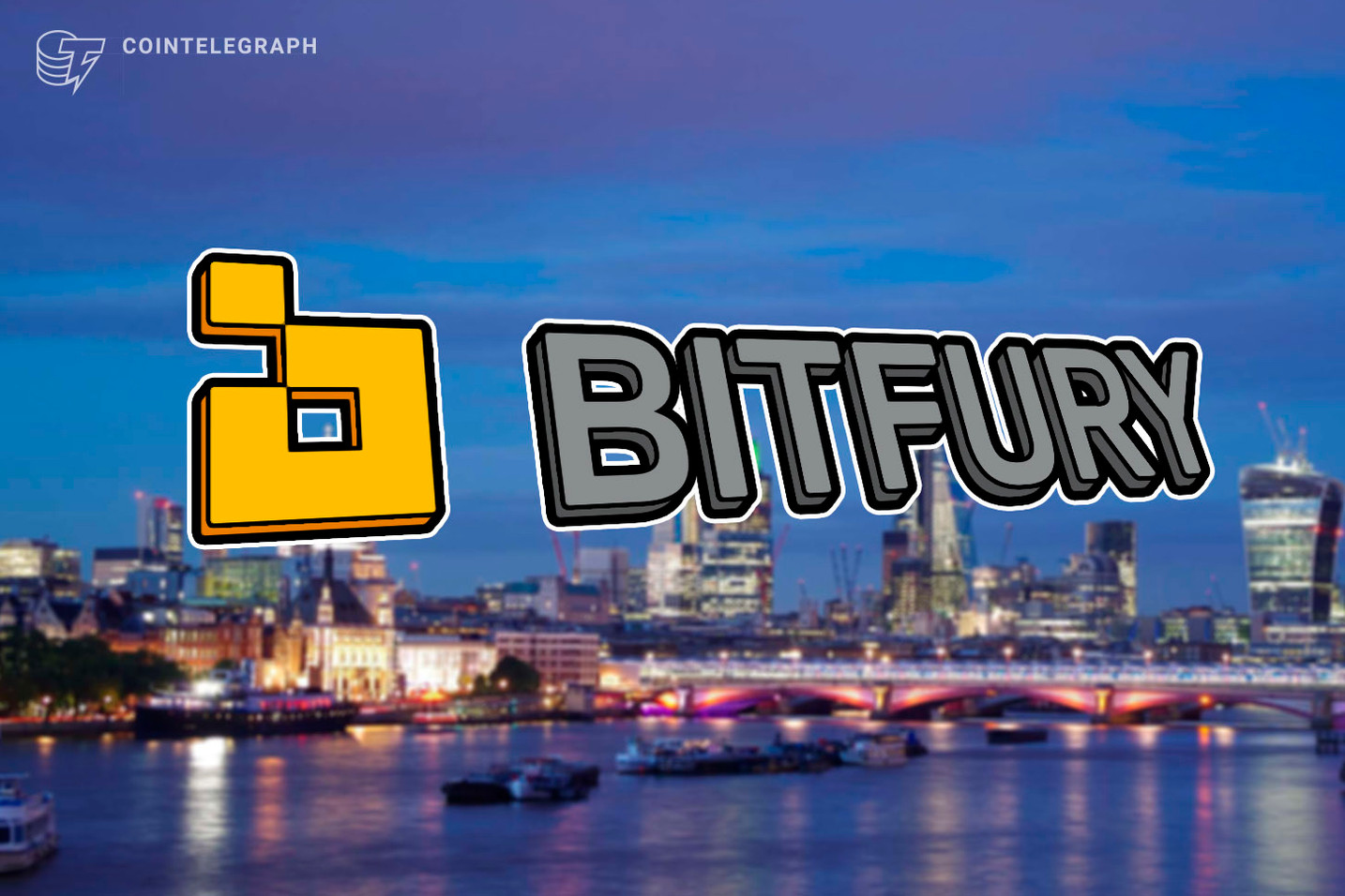 Bitfury Announces Financial Services Partnership with Final Frontier Final Frontier to Offer Blockchain-Focused Products and Financial Services to Institutional Investors