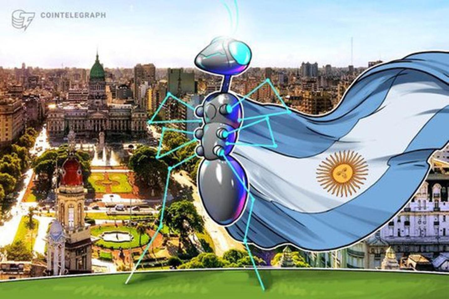 El gobierno argentino publica una guía sobre criptomonedas