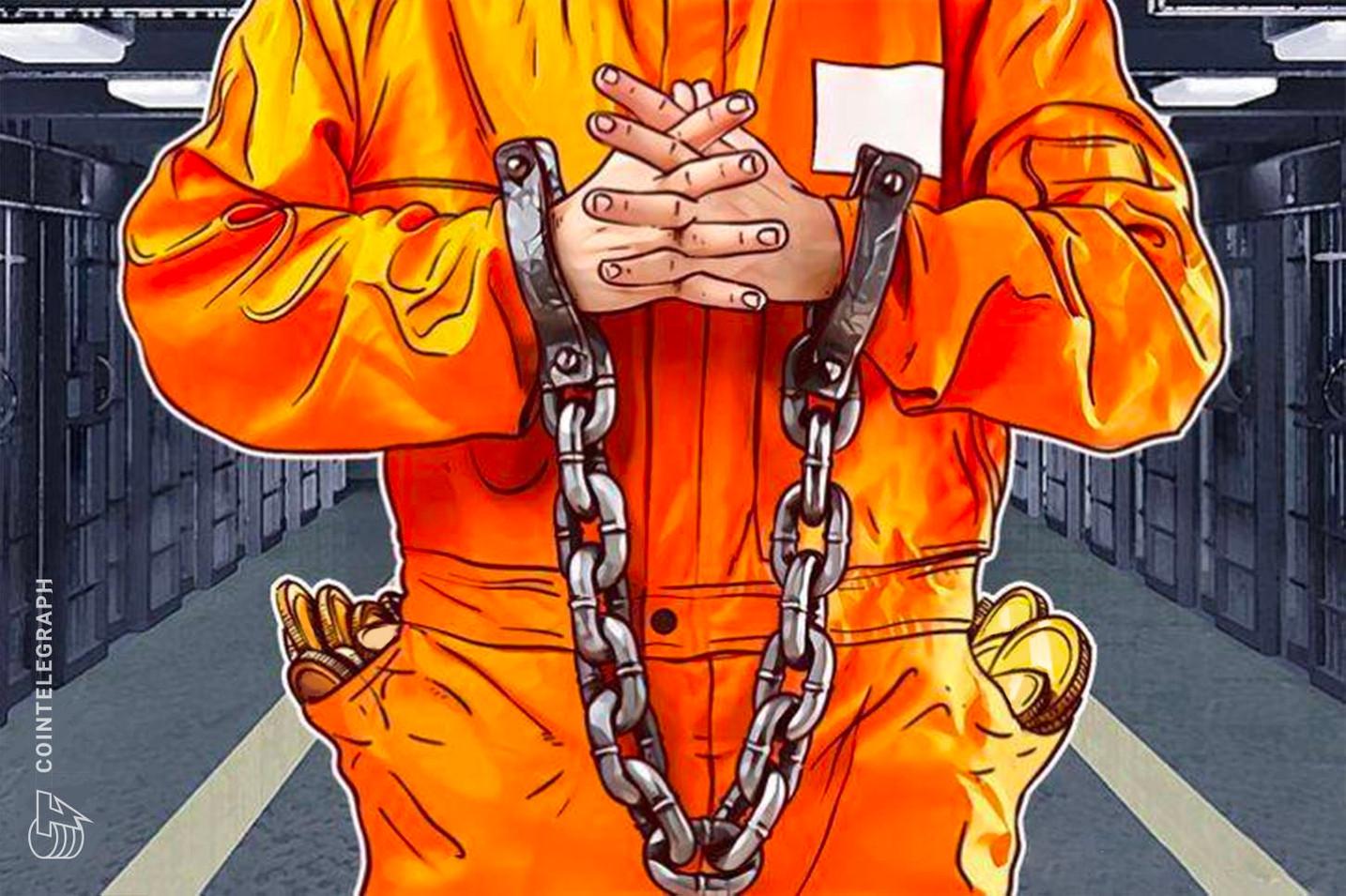 Fundador de empresa de criptomonedas condenado a siete años de prisión por una estafa de $25 millones