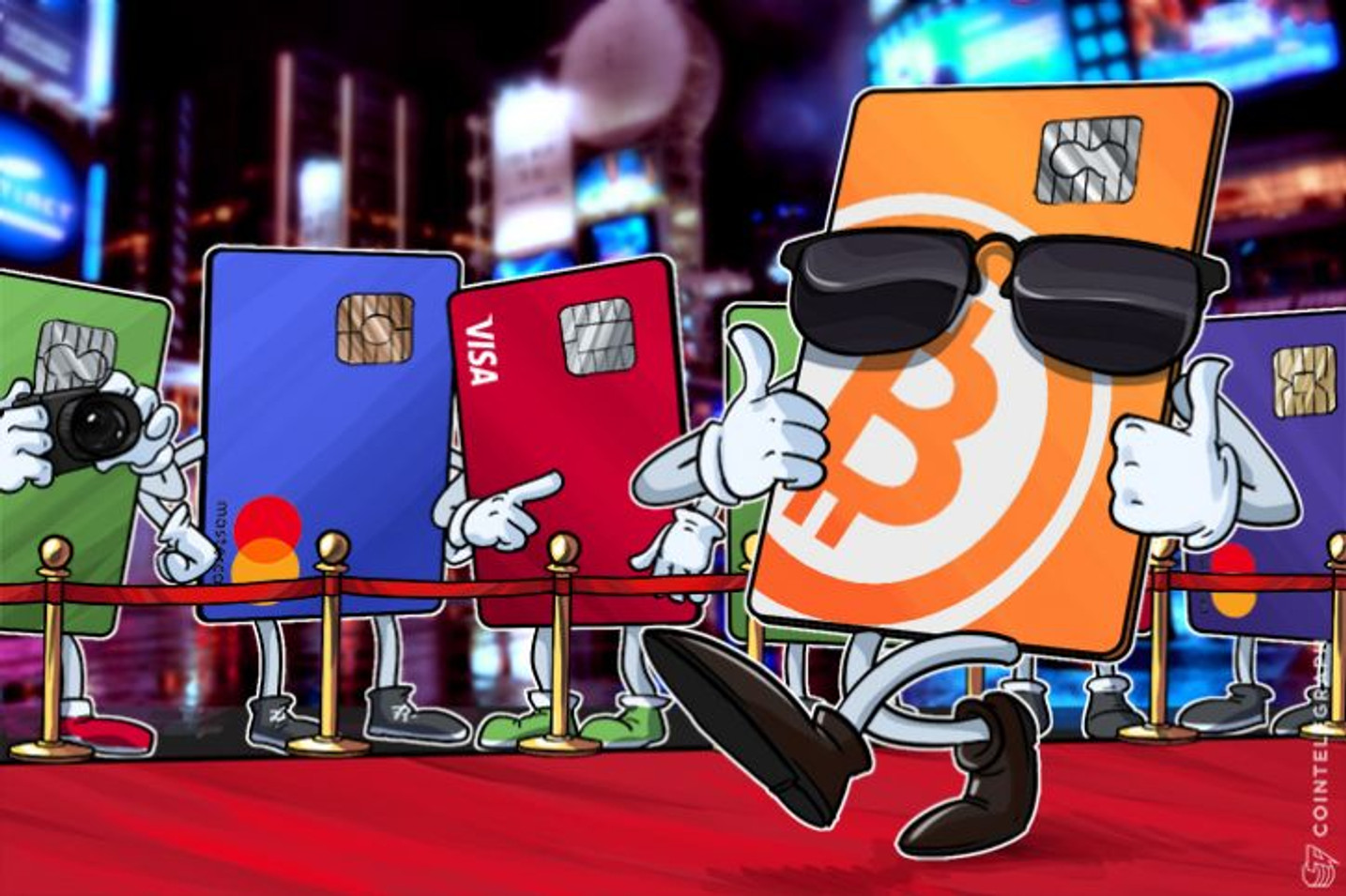 Pripejd debitne kartice će biti regulisane u velikoj meri, Bitkoin kartice će postati alternativa!
