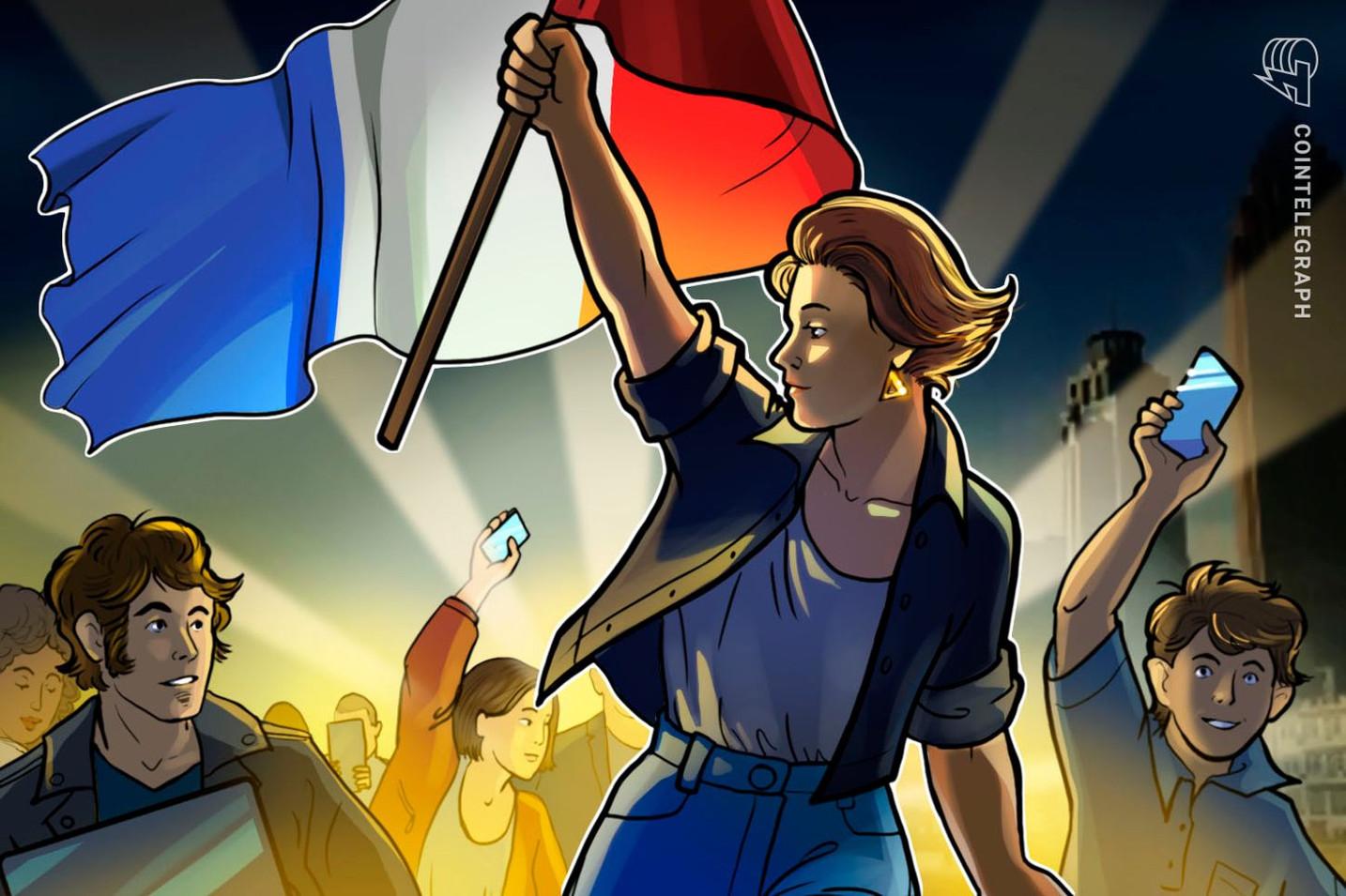 週末ビットコインの上げ材料? パリ暴動、銀行の取り付け騒ぎを計画
