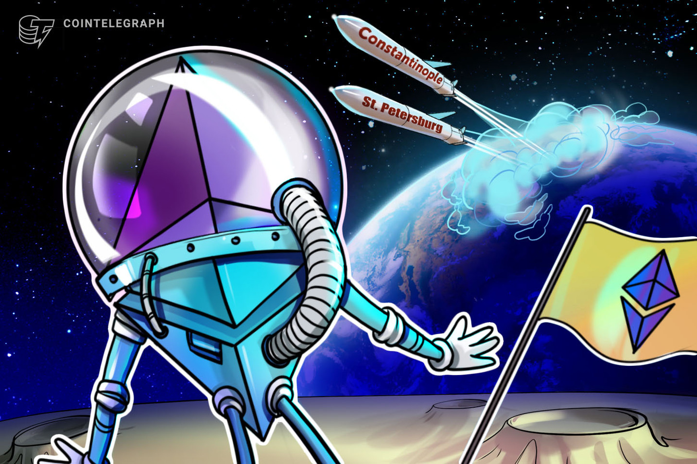 Ethereum's Constantinople, St. Petersburg Upgrades Set to Occur This Week