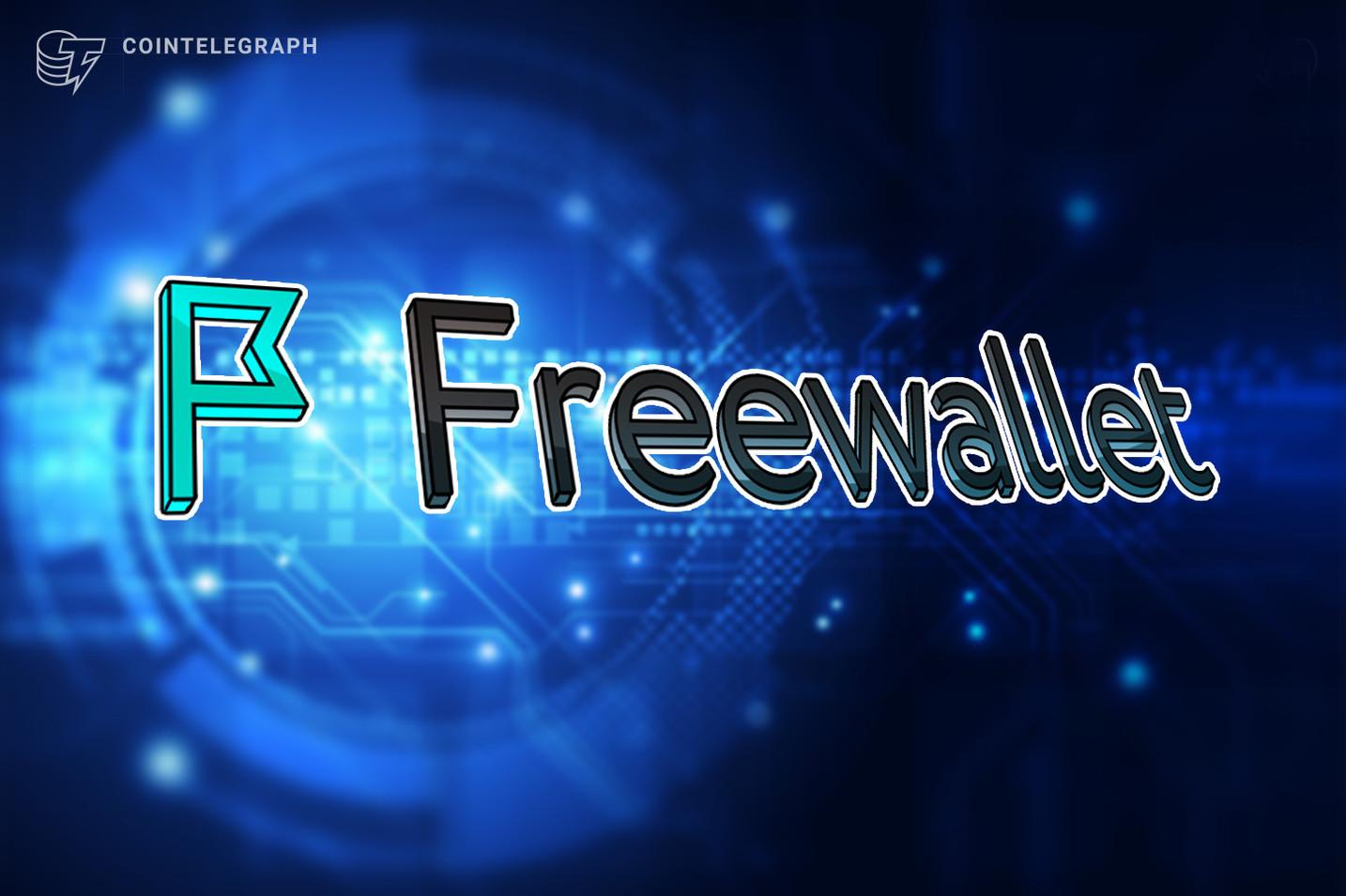 Freewallet Is KIN-friendly Now