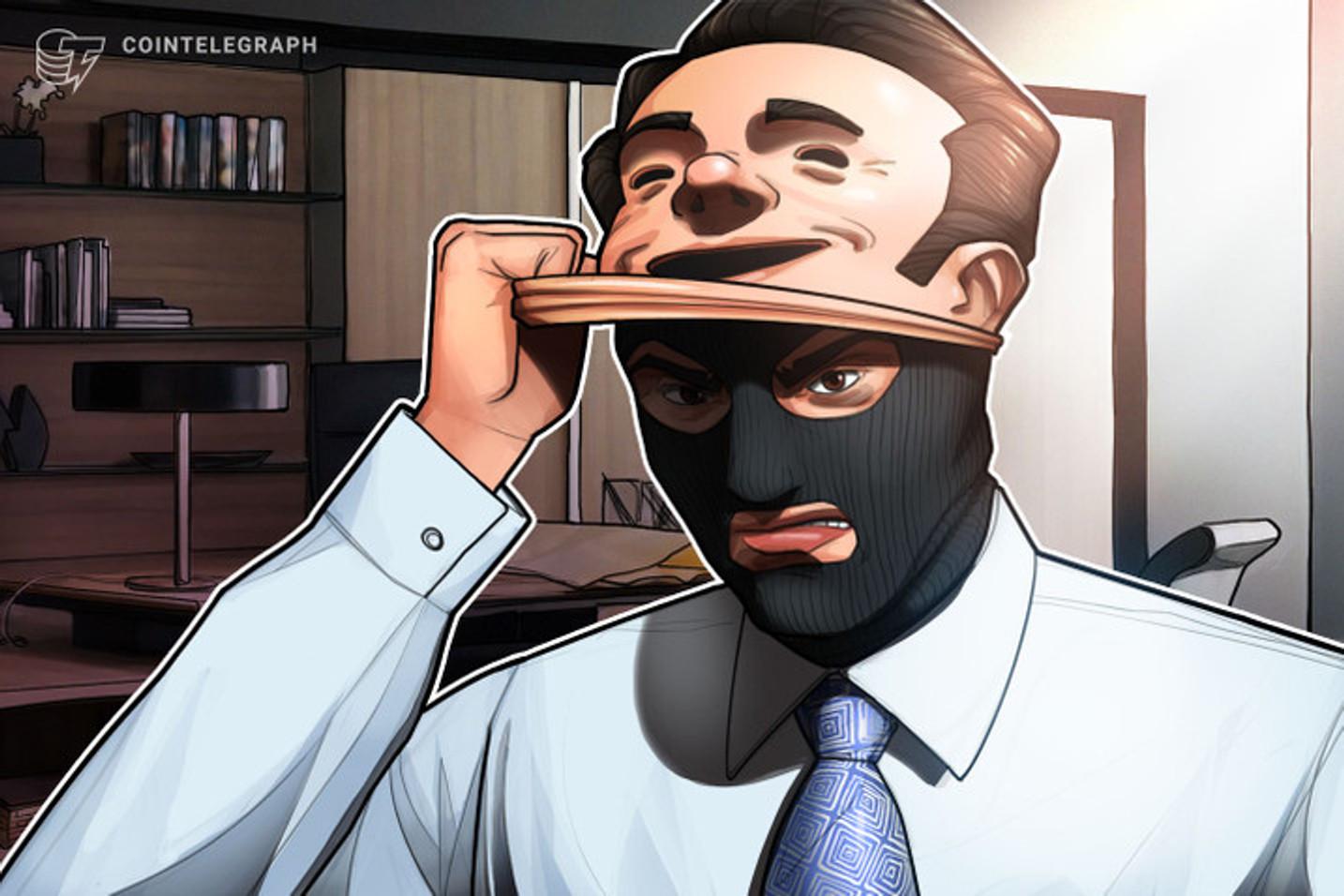 Casal consegue exumação de corpo do ex-líder da pirâmide de Bitcoin Rota 33 usando documentos falsos