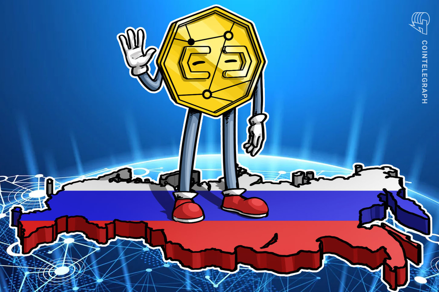 Crypto Exchange Traffic in Russia Rises by Over 5% Amid Pandemic