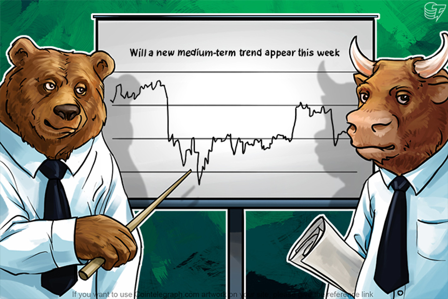 Will a New Medium-Term Trend Appear This Week?