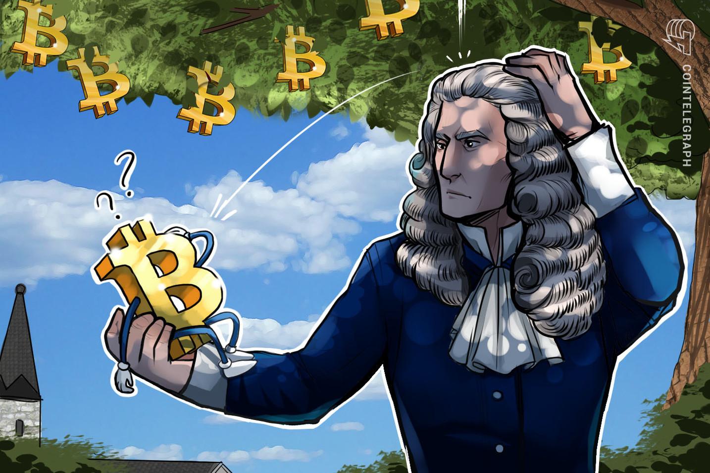 Preço em queda do Bitcoin é nada mais que a percepção, ou existe manipulação?