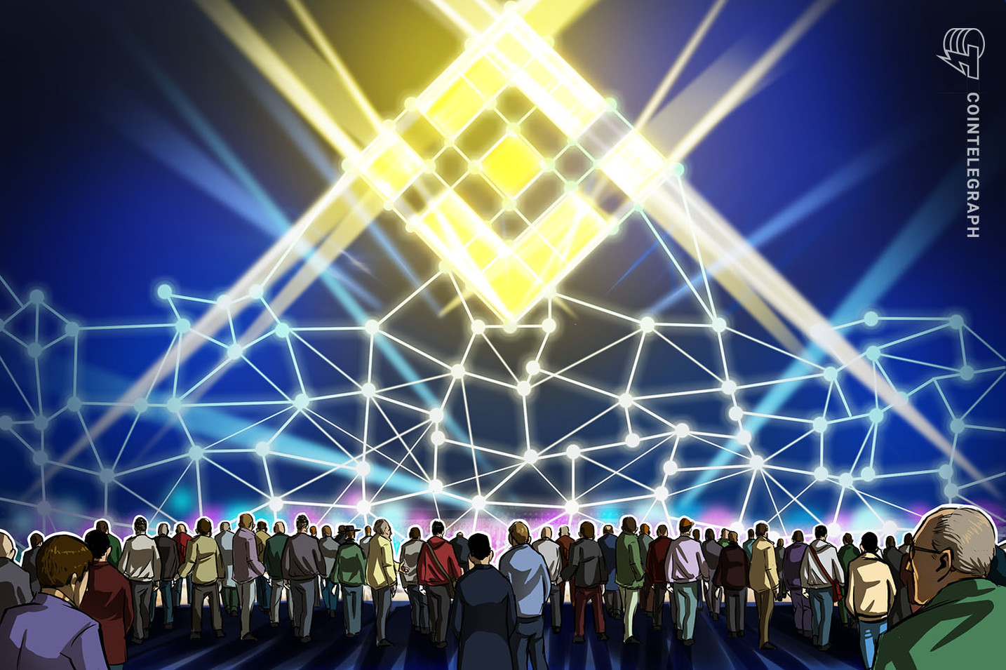 'Future is Here' Declares CEO as Binance Transfers $1.2 Billion for Under 2 Cents