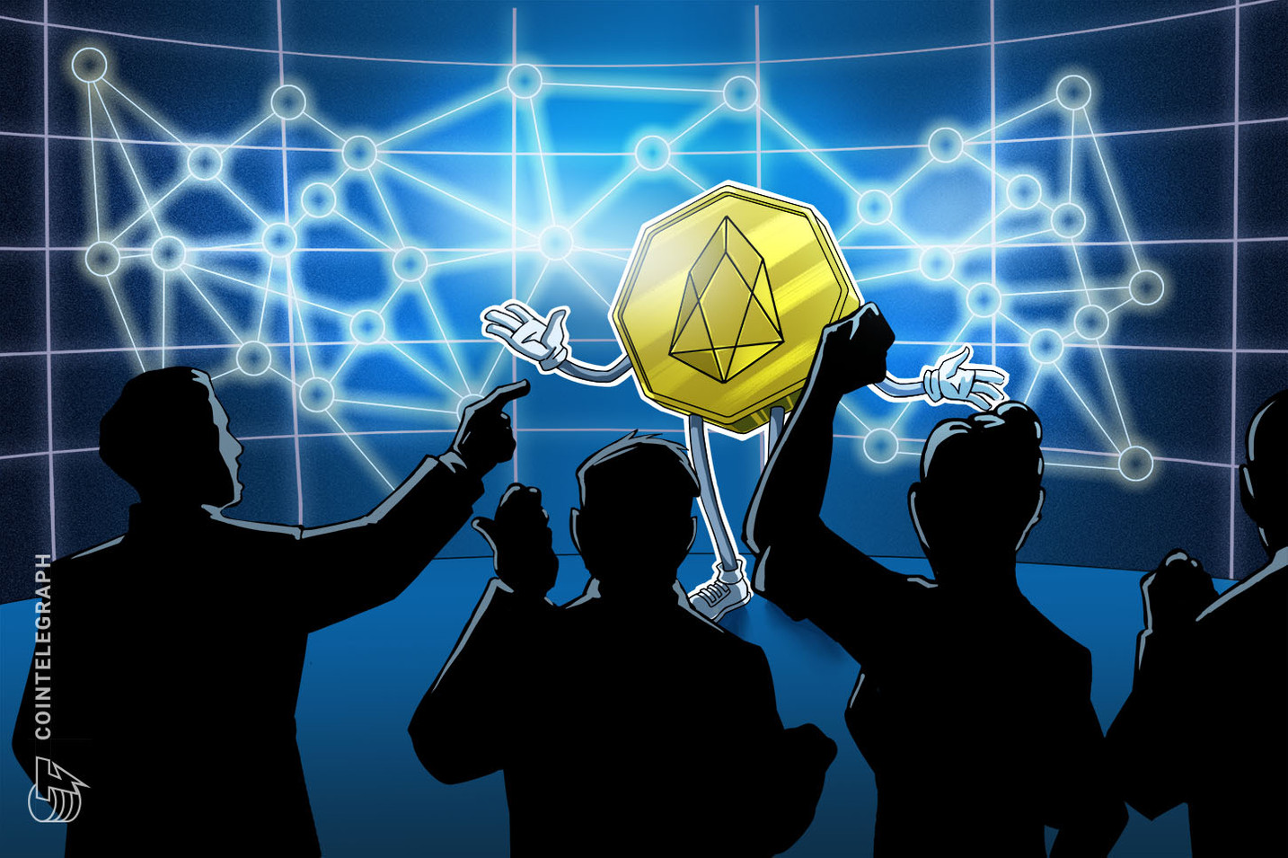 EOS Sees Second Day of Growth as Crypto Markets, Stocks See Scant Price Action