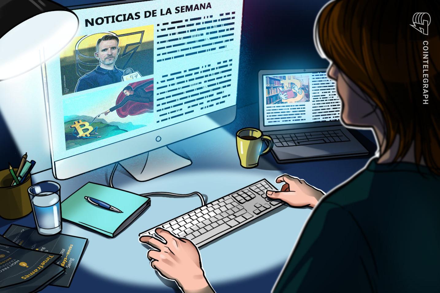 Top Criptonoticias de la semana: Apareció Satoshi Nakamoto, el Banco Central de Brasil reconoce a Bitcoin, Craig Wright en aprietos, barras de oro falsas y más