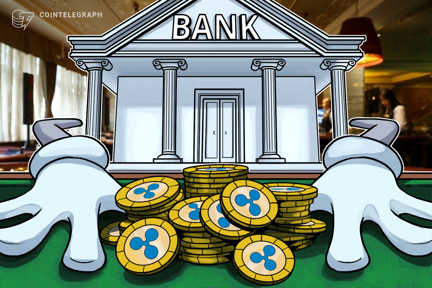 US-Finanzriese PNC: Ripple-Technologie für internationale Zahlungen