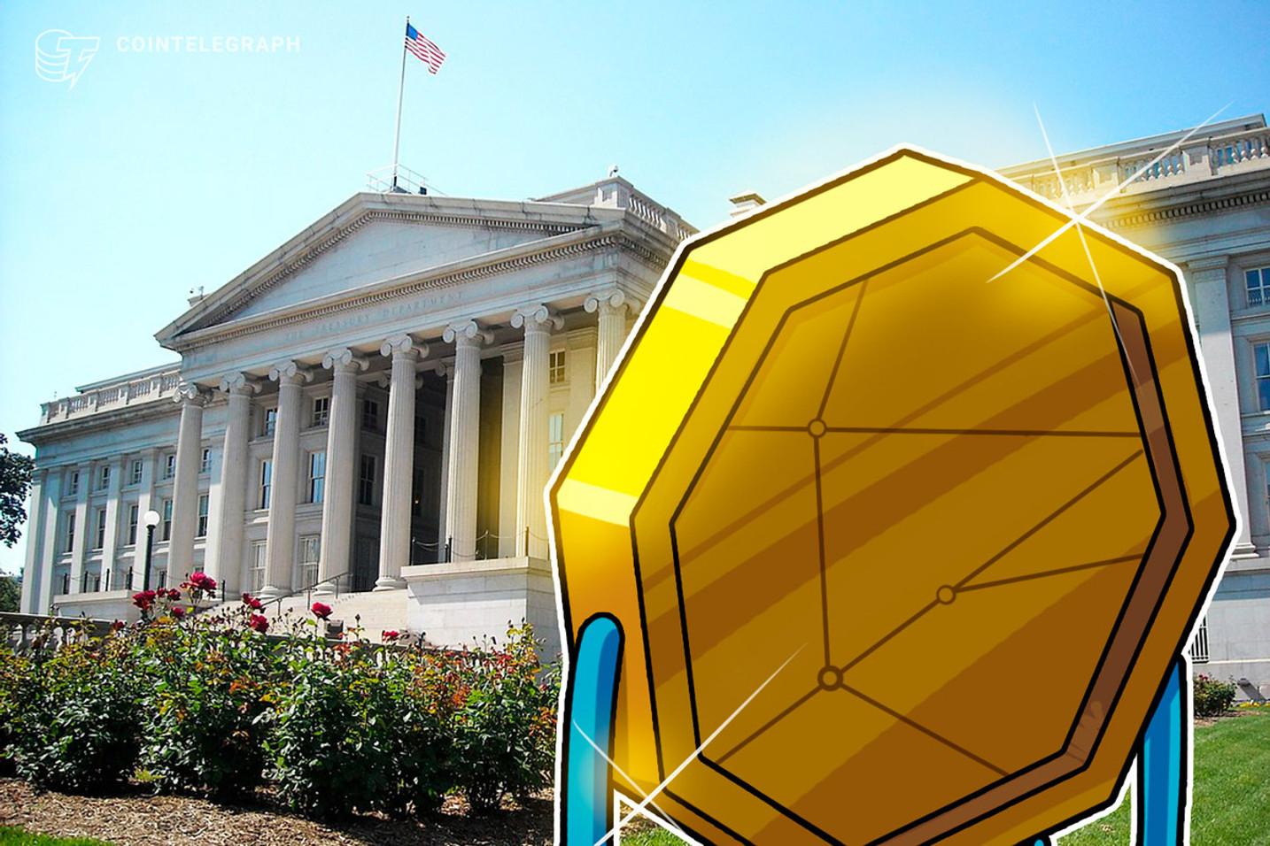 分散型デジタル通貨で「政府の通貨発行機能が民間にシフトする可能性」=米財務副長官【ニュース】