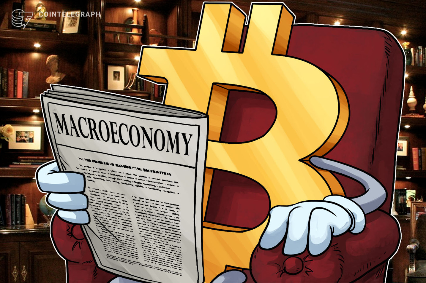 Circle CEO: Macroeconomic Turmoil Responsible for Bitcoin's Growth