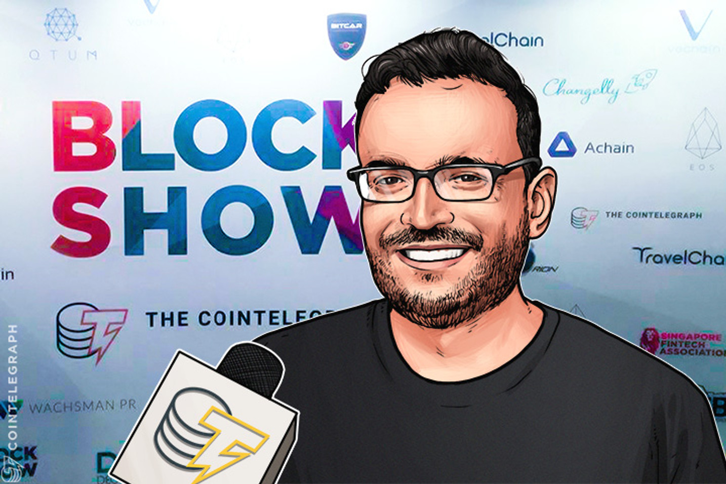 It's Pretty Clear That Blockchain is Here to Stay, Joshua Lavin