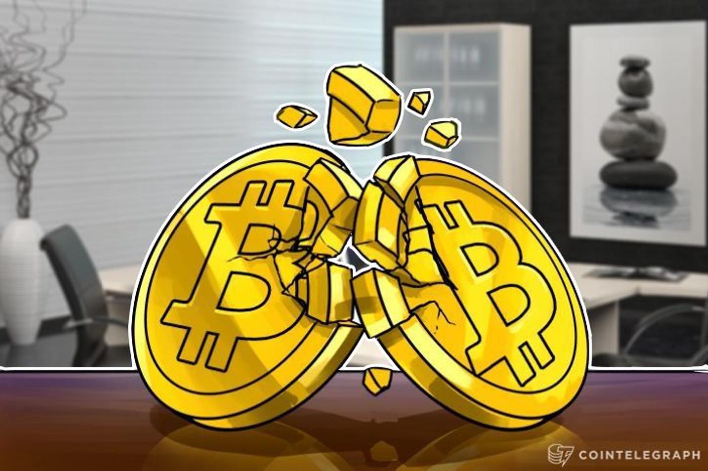 Uno de los primeros inversores de Bitcoin dice que Bitcoin podría caer un 50% antes de subir más
