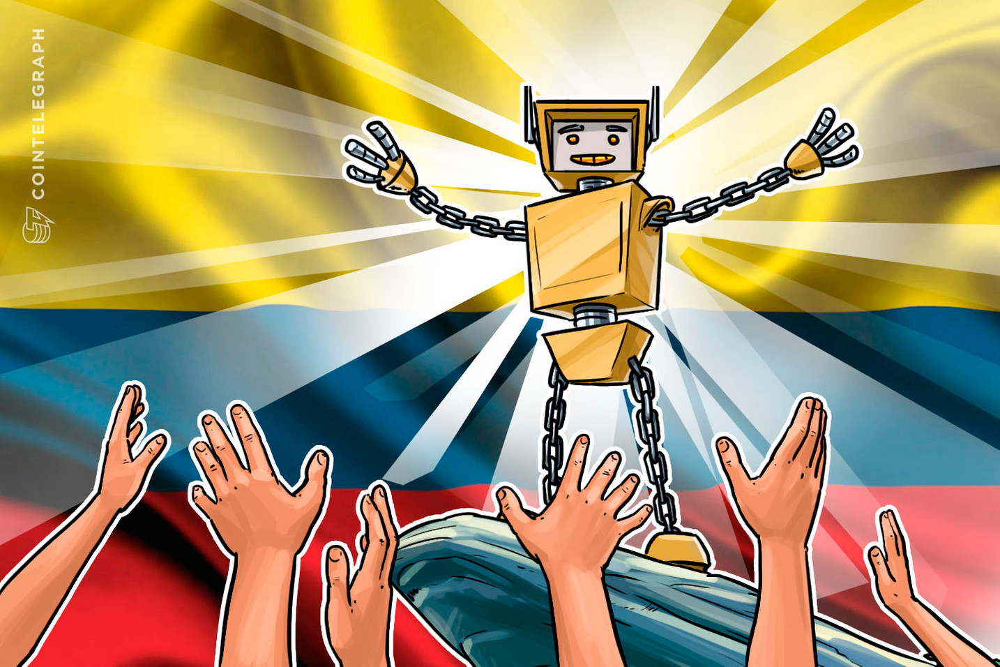 Colombian Senate Debate: 'Blockchain Could Change Lives'