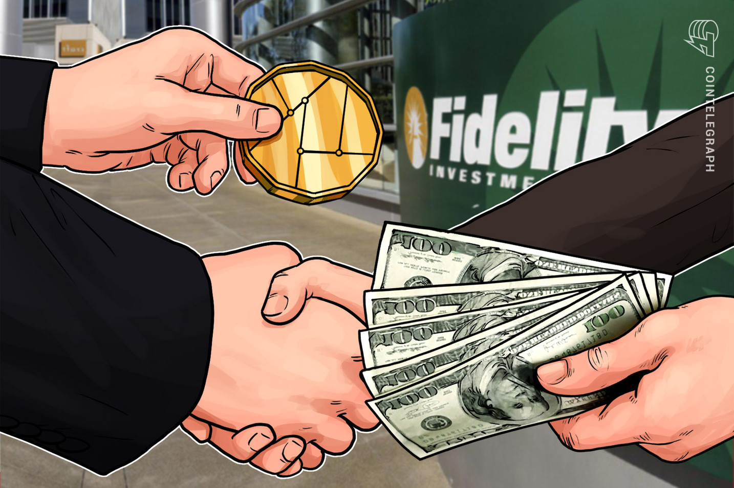 Bloomberg: Fidelity bietet bald institutionellen BTC-Handel an