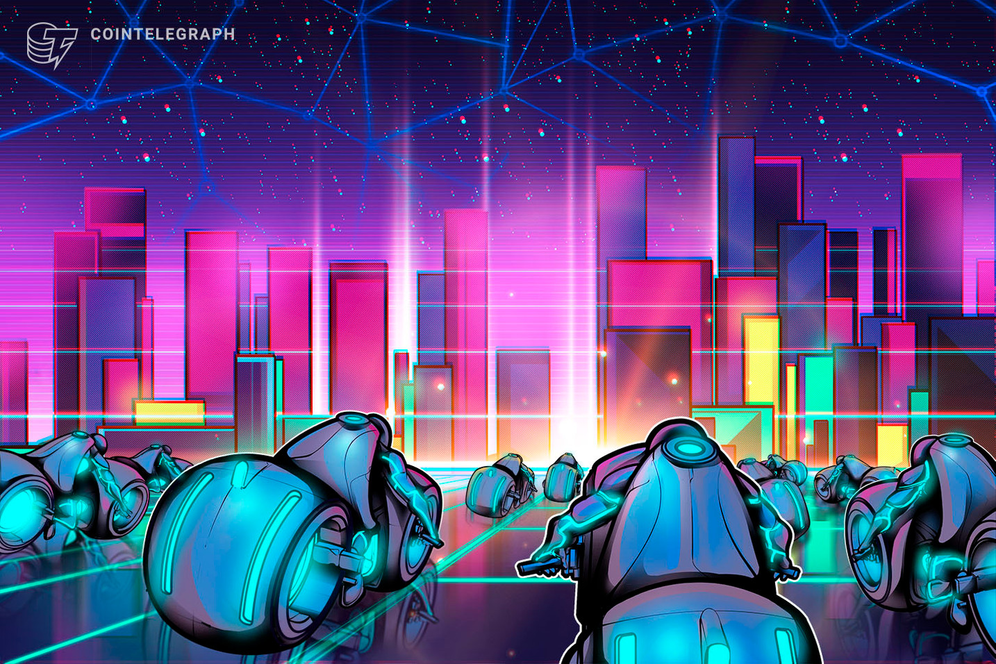 "El RPG blockchain ""Neon District"" se lanzará en la red de Matic"