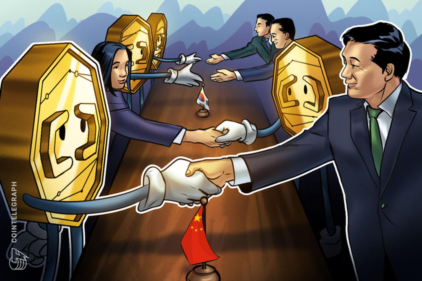 韓国カカオの仮想通貨クレイ、上場に向け中韓の仮想通貨取引所と協議中か=現地メディアが報道