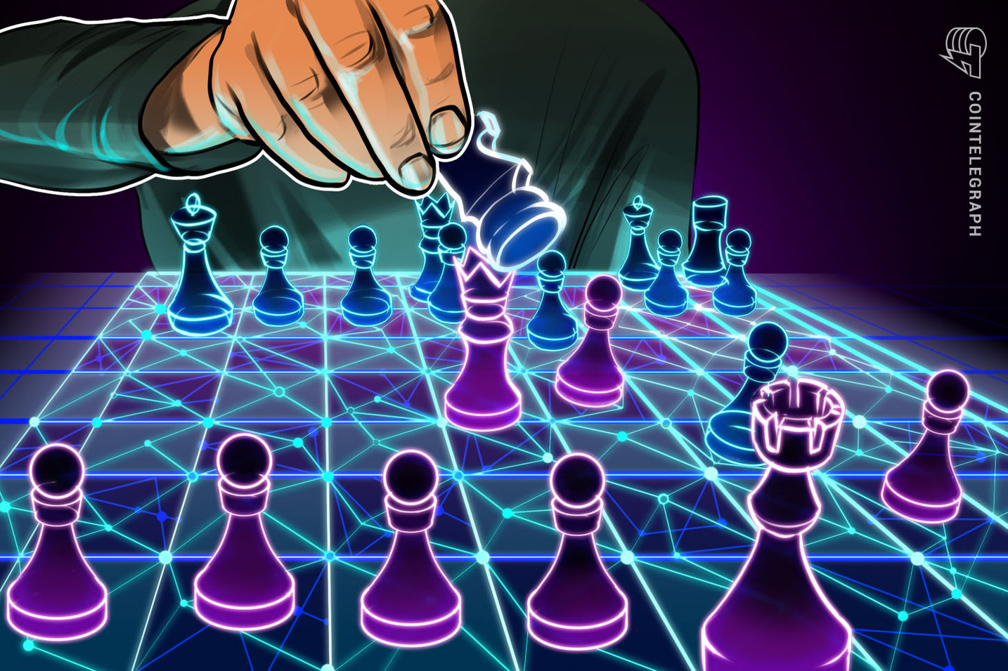 Is Blockchain About to Become a Patent War Battleground?