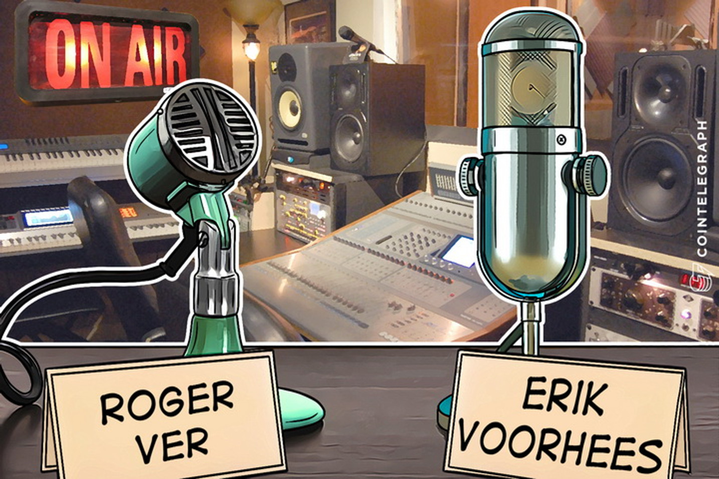 The Future of Bitcoin: Early Pioneers of Bitcoin Erik Voorhees and Roger Ver in Liberty Entrepreneurs Podcast