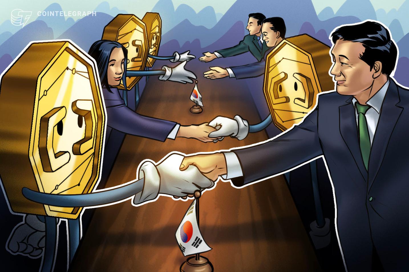 Banco Central da Coréia do Sul lança programa piloto de moeda digital