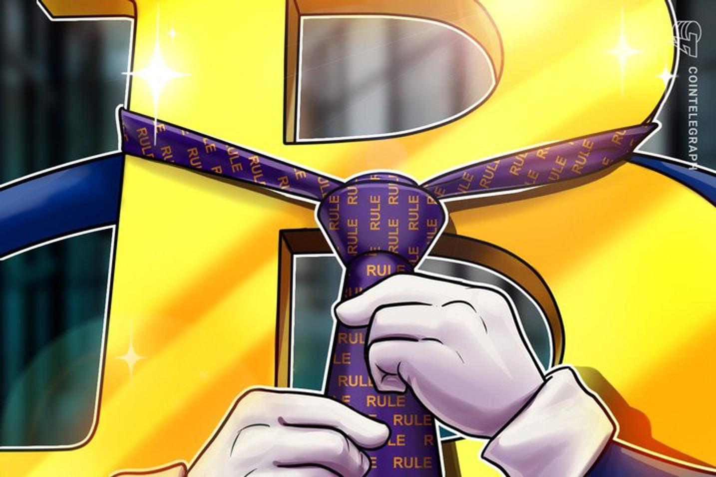 Investimento institucional em criptomoedas supera o varejo pela primeira vez na história