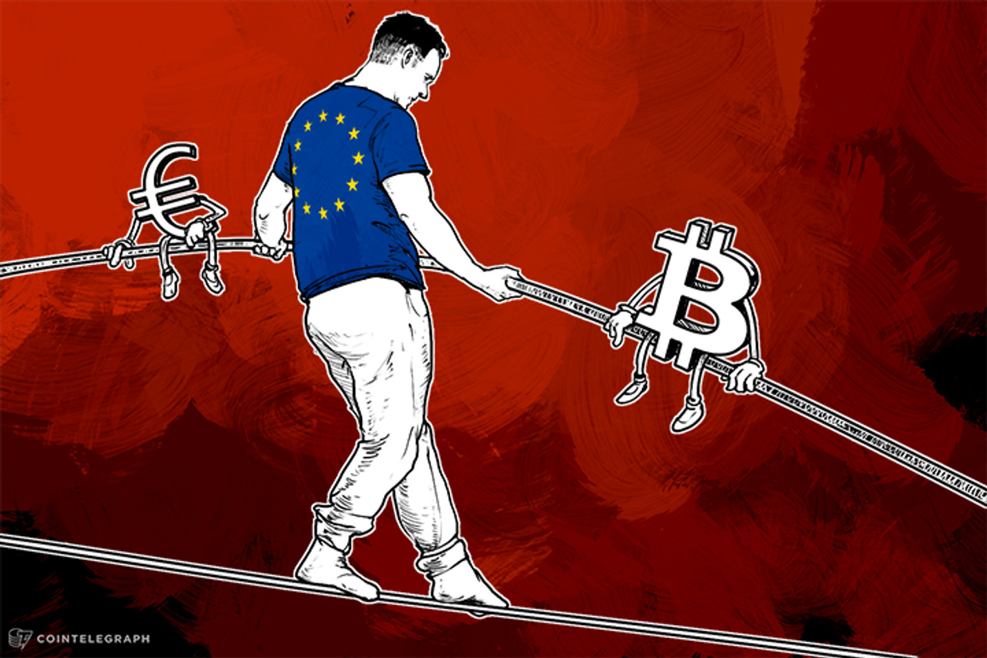 ECB Calls Cryptocurrency 'Inherently Unstable' amid Grexit Irony (Op-Ed)