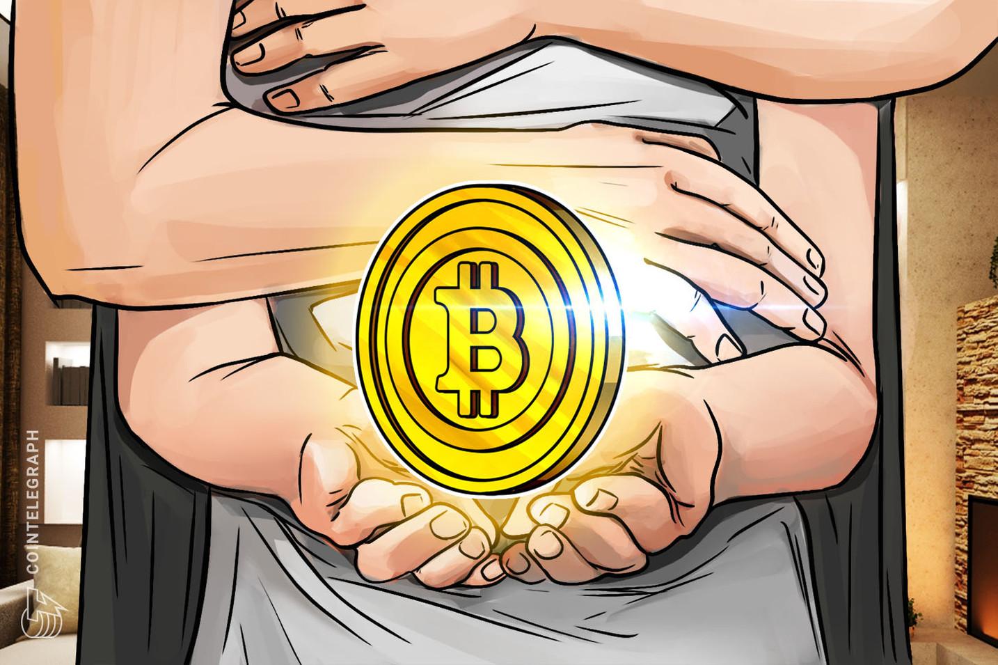 Ex-Banker von Credit Suisse will Bitcoin verlustsicher machen