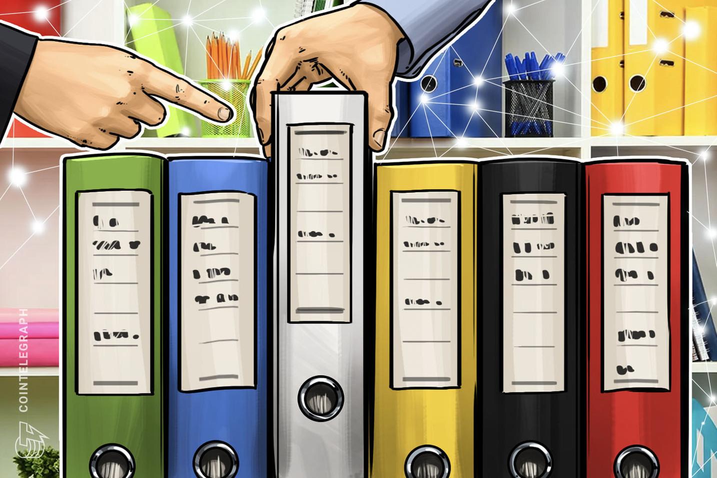 كوداك تكشف عن نظام جديد لإدارة الوثائق يستند إلى بلوكتشين