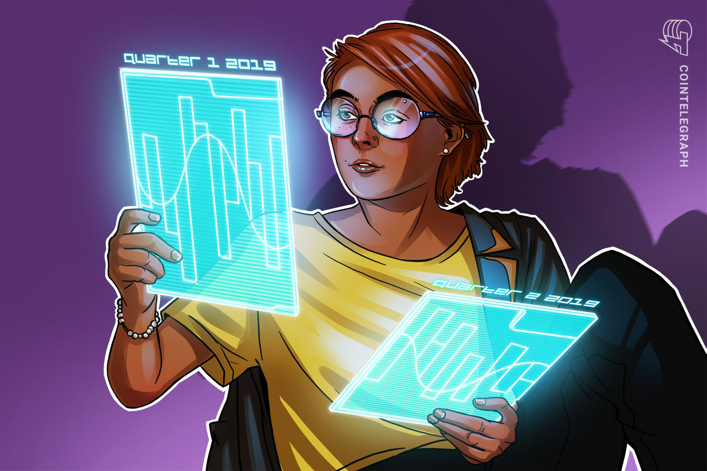 Crypto Industry in Numbers: How Does Q2 2019 Compare to the Past