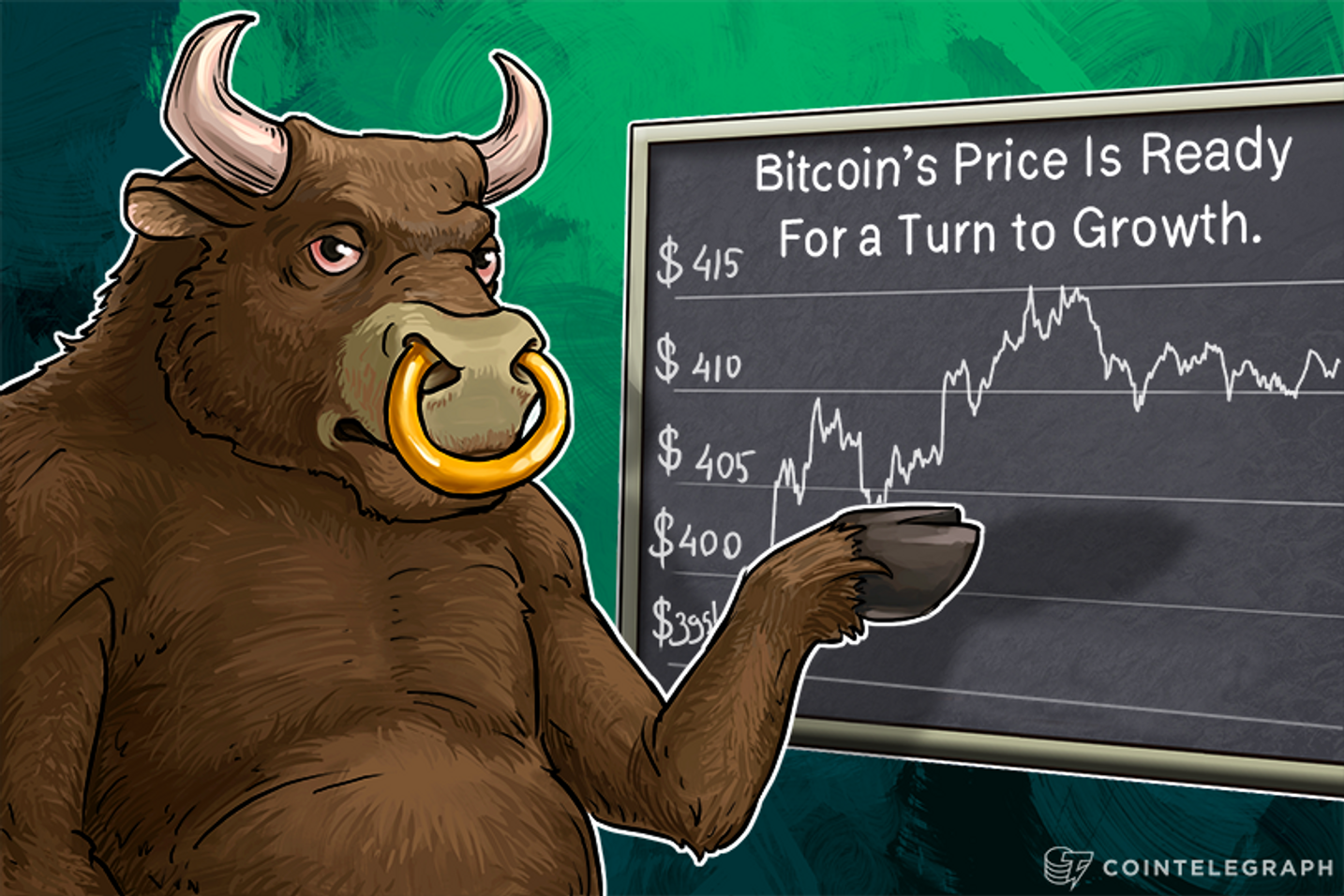 Bitcoin's Price Is Ready For a Turn to Growth