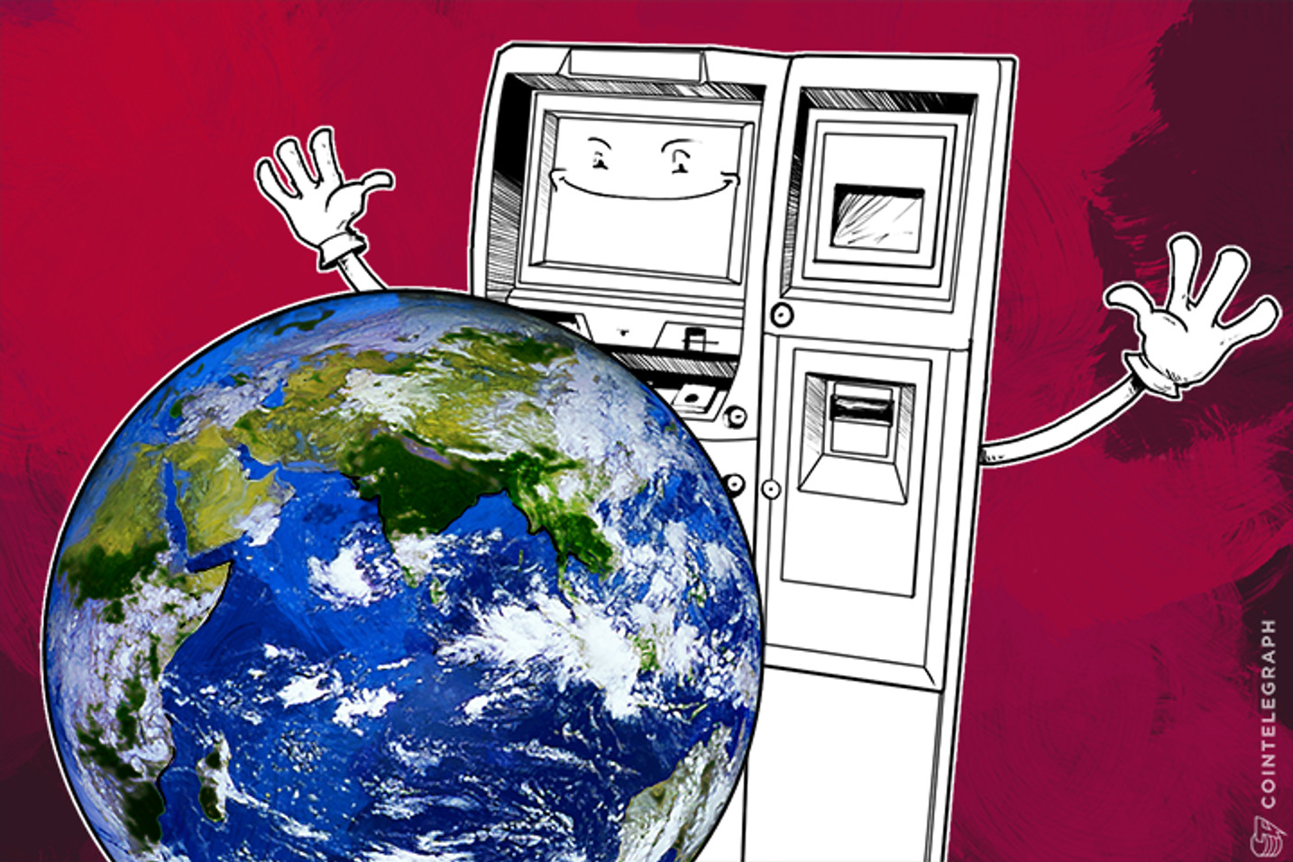 Bitcoin ATMs Reach 400 Units Worldwide, 2-Way Machines on the Rise